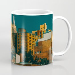 New York City Apartments (Color) Coffee Mug