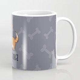 Dorky Corgi Coffee Mug