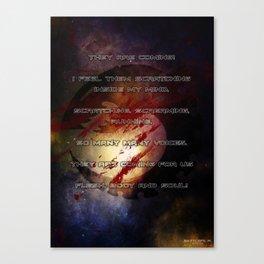 Tyranids Canvas Print