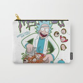 rick and morty3 Carry-All Pouch