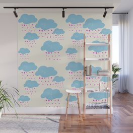 Cloud Formations Wall Mural