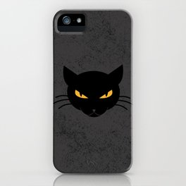 Evil Kitty iPhone Case
