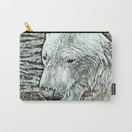 NewArt Animal Polar Bear Carry-All Pouch