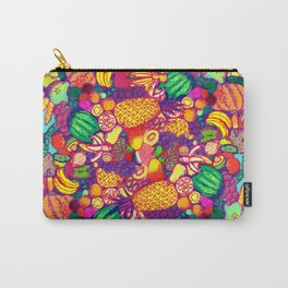 Tropical Food Carry-All Pouch
