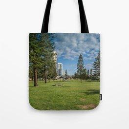 Kurrawa Park Tote Bag