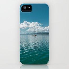 Hawaiian Boat iPhone Case