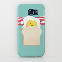 Morning Breakfast iPhone Case