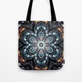 Mandalas from the Voice of Eternity 4 Tote Bag
