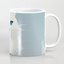 Arctic Fox Princess Coffee Mug