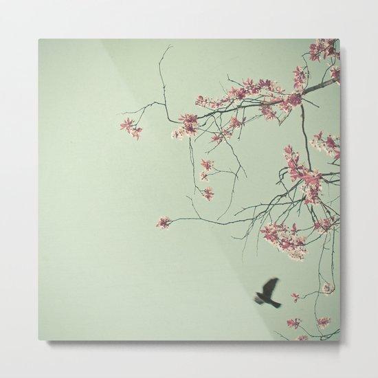 Free as a Bird Metal Print