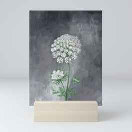 Queen Anne's Lace Flower Painting Mini Art Print