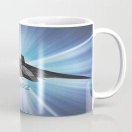 F-302 design 2 Coffee Mug