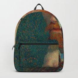 Vincent van Gogh Self-Portrait Backpack