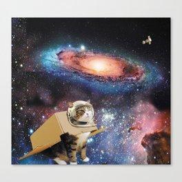 Multidimensional Universal Traverler Canvas Print