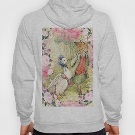 Jemima Puddle-Duck Floral Hoody