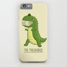 The Thesaurus iPhone 6s Slim Case
