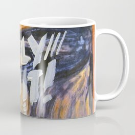 holy shit - 31daysofcursing Coffee Mug