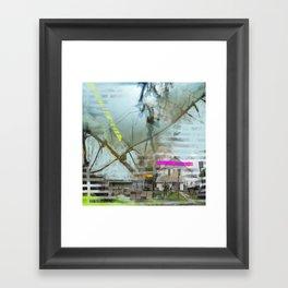 first Framed Art Print