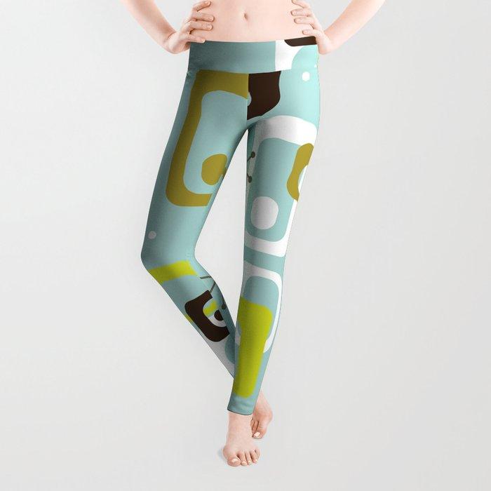 Atomic Turquoise Leggings
