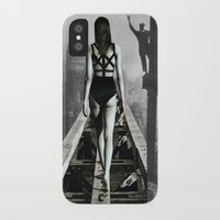returns iPhone & iPod Cases featuring Returns by Jitka Kopejtkova