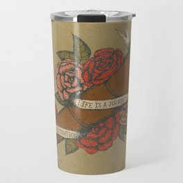 Life is a Journey Travel Mug