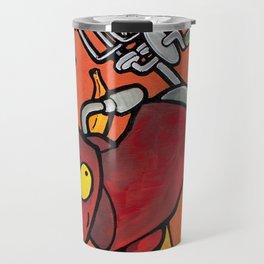 Robot - Bbot Travel Mug