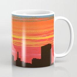 Toledo Skyline Coffee Mug