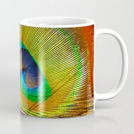 Peacock's Love Coffee Mug