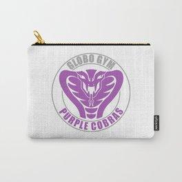 "Globo Gym ""purple cobras"" Carry-All Pouch"