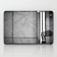 photographer iPad Cases featuring Photographer by Estrella Díaz Photovisual