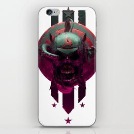 Hail Hydra 6 iPhone Skin
