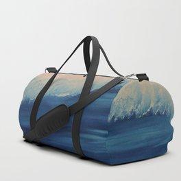 Downside Up Beach Duffle Bag