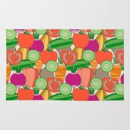 Vegetables Rug