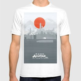 Avatar The Legend of Korra Poster T-shirt