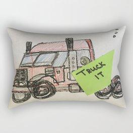 TRUCK IT Rectangular Pillow