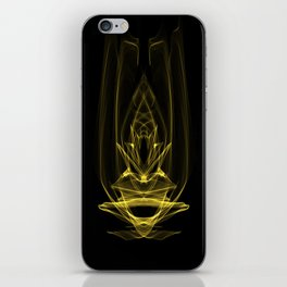 Lotus Mystery iPhone Skin