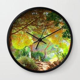 Lisbon. Parque das Nacoes Wall Clock