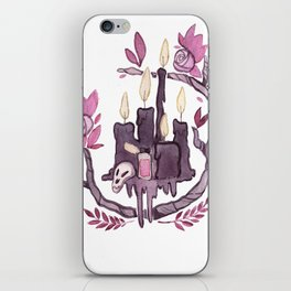 Candles iPhone Skin