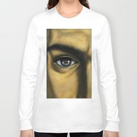 destiny Long Sleeve T-shirts featuring Destiny  by Debono Art