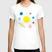 solar system T-shirts featuring Solar System by fairandbright