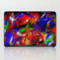 psych iPad Cases featuring Psych out by JT Digital Art
