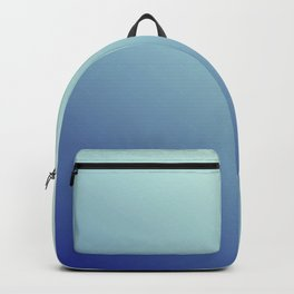 Fade to Blue Backpack