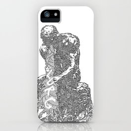The Drinker iPhone Case