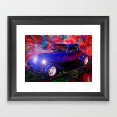 32 Ford Hotrod Framed Art Print