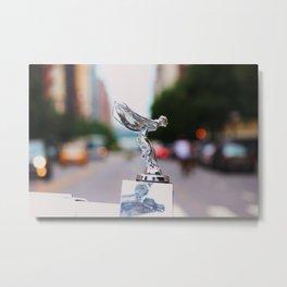 Rolls Angel Metal Print