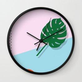 Geometric Calendar - Day 27 Wall Clock