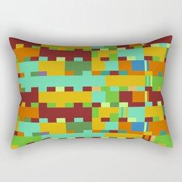 Chopin Fantaisie Impromptu (Intense Colours) Rectangular Pillow