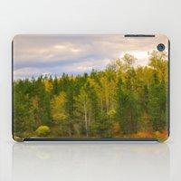 ashton irwin iPad Cases featuring Ashton Idaho - The Road Less Traveled by IMAGETAKERS