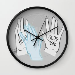 Hello, Dave Wall Clock