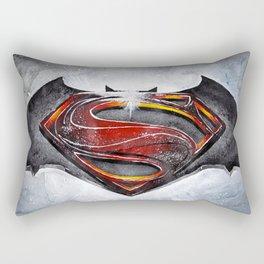 Dawn of justice Rectangular Pillow